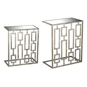 Remmington 2 Piece Nesting Tables by Willa Arlo Interiors