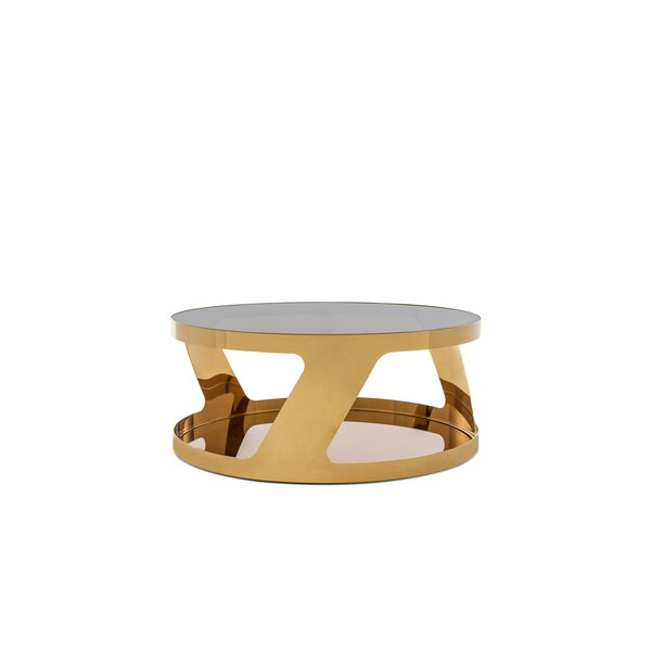 Camron Modern Coffee Table by Orren Ellis