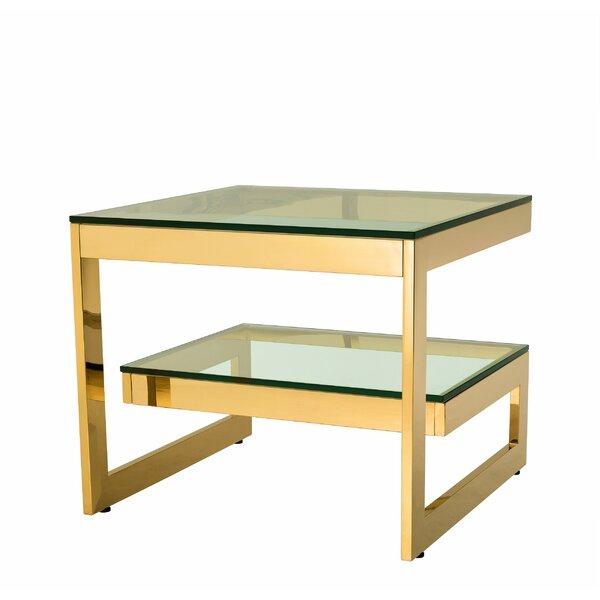 Gamma End Table By Eichholtz