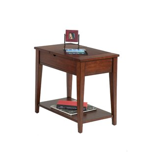 Read Reviews Tiverton End Table By Alcott Hill