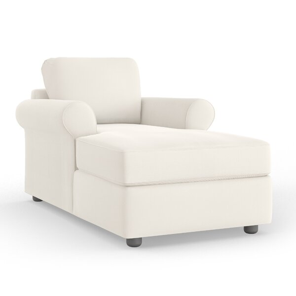McKenna Chaise Lounge by Wayfair Custom Upholstery™