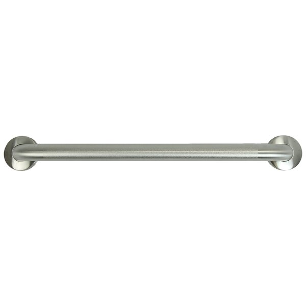 Peened Grip 30 Wall Mounted Towel Bar by Frost Products