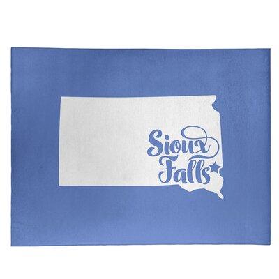 Sioux Falls South Dakota Poly Chenille Rug East Urban Home Rug Size: Rectangle 3' x 5 -  561343C8DCAC4E95B8992122840C678C