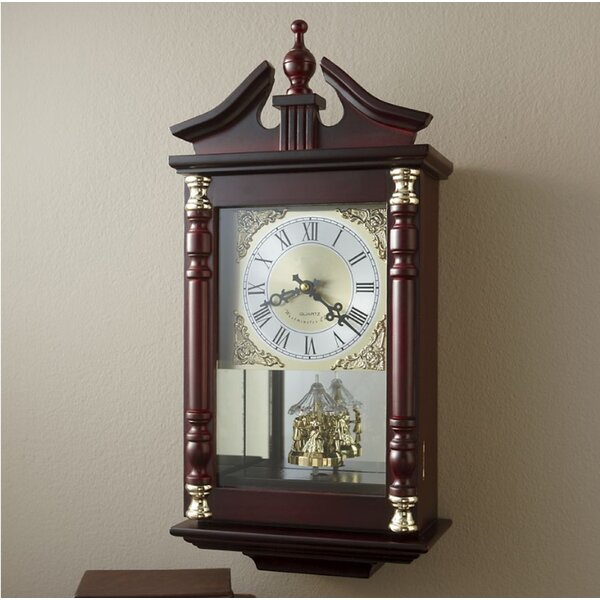 Bell Haven Clock by Darby Home Co