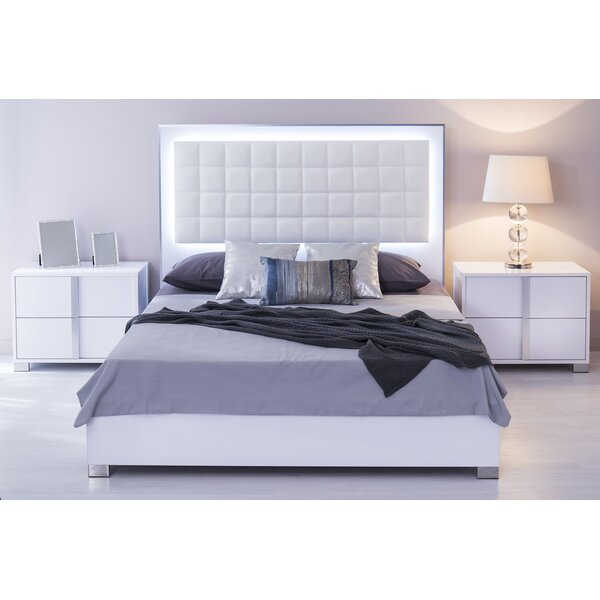 Granberry Platform Bed by Orren Ellis