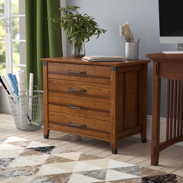 Chappel 2-Drawer Lateral Filing Cabinet by Trent Austin Design