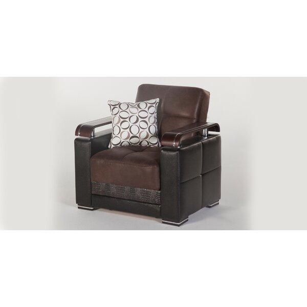 Niam Convertible Chair (Set Of 2) By Latitude Run