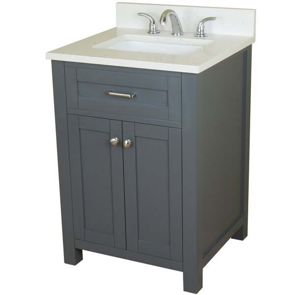 Ryenne 24 Single Bathroom Vanity Set by Darby Home Co