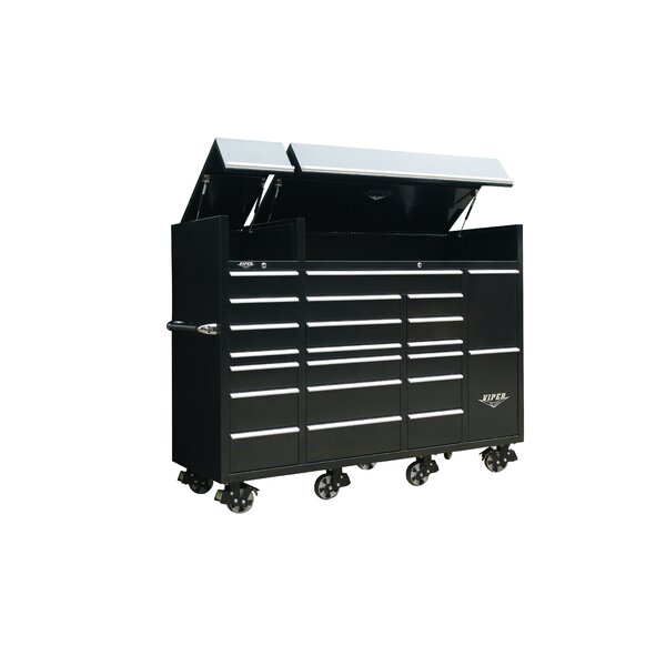 XXL Series 86.3W 22-Drawer Combination Set by Viper Tool Storage