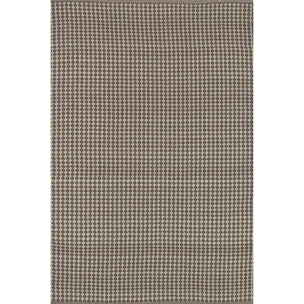 Kirchoff Hand-Woven Brick Indoor/Outdoor Area Rug by Charlton Home