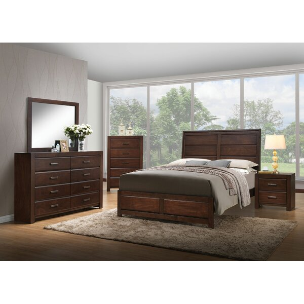 Augusta King Standard Configurable Bedroom Set by Wrought Studio
