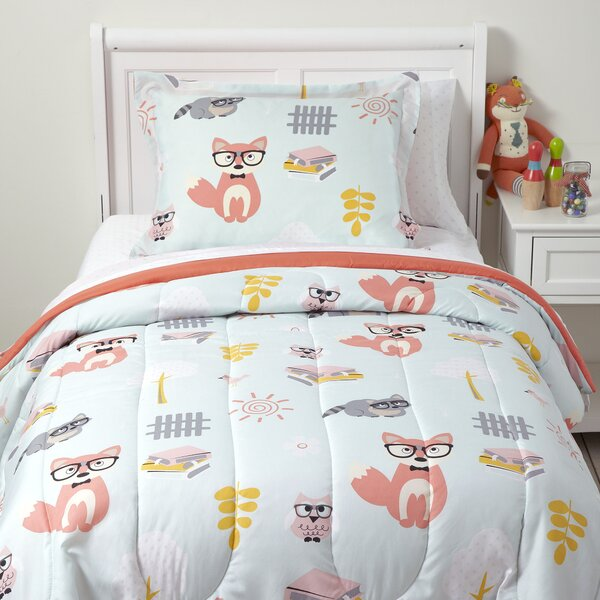 Forest Pals 5-Piece Bedding Set by Birch Lane Kids™