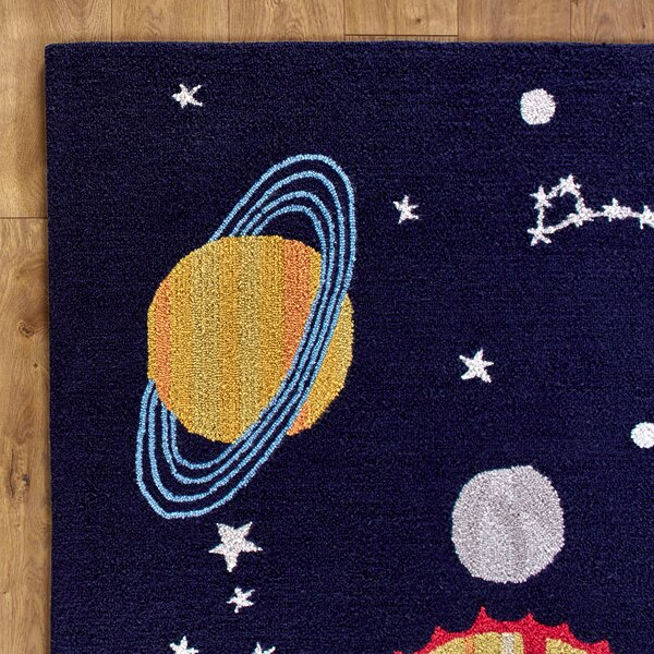 Solar System Rug by Birch Lane Kids™