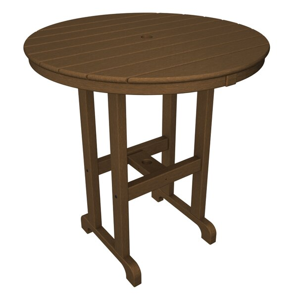 La Casa Café Bistro Table by POLYWOOD®