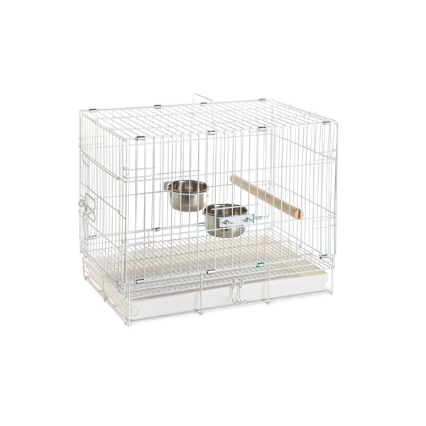 Travel  Bird Cage by Prevue Hendryx