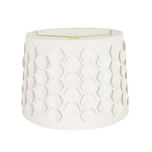 Affordable Transitional Spider Construction 14 Fabric Empire Lamp Shade By Harriet Bee