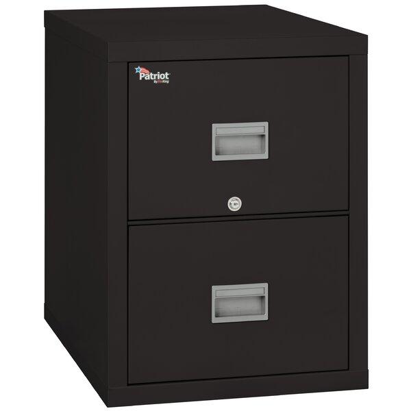 Patriot 2 Drawer Vertical Filing Cabinet