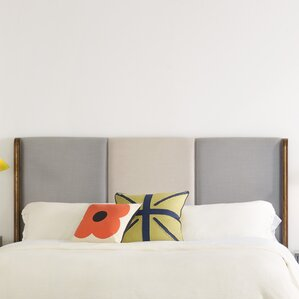 Swell Shelter Upholstered Panel Headboard by Cynthia Rowley