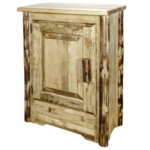 Tustin 1 Door Accent Cabinet by Loon Peak Loon Peak