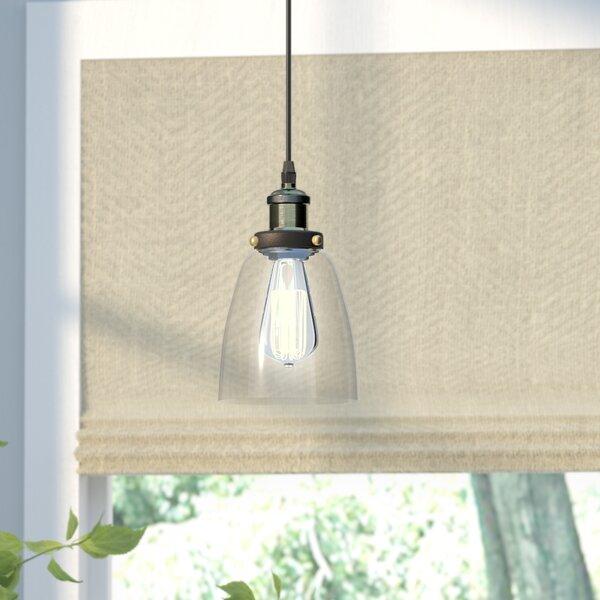 Bouvet 1-Light Cone Pendant by Laurel Foundry Modern Farmhouse