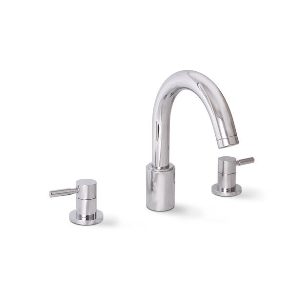 Essen Double Handle Deck Mount Roman Tub Faucet Trim by Premier Faucet