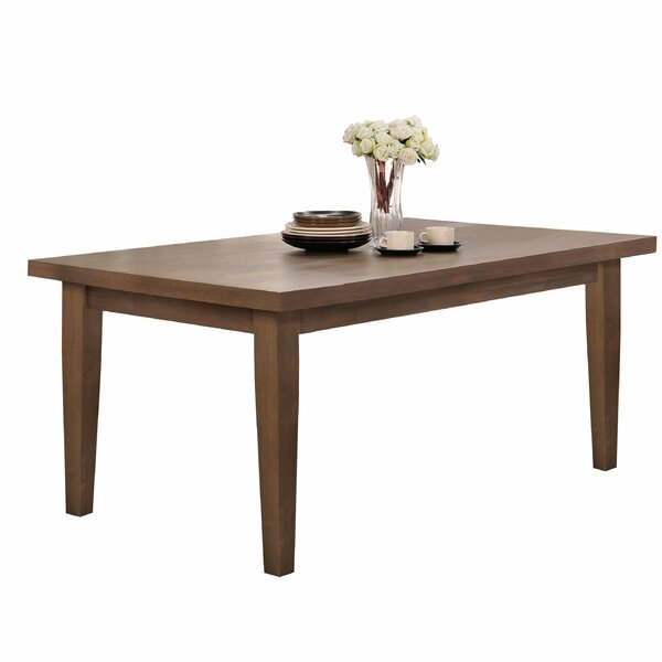 Seymour Dining Table by Loon Peak Loon Peak