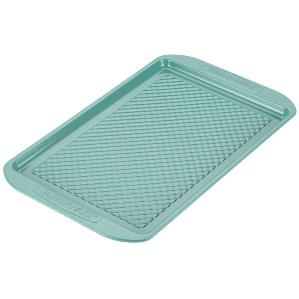 Purecook Hybrid Ceramic Nonstick Bakeware Baking Sheet & Cookie Pan, 10 x 15 by Farberware