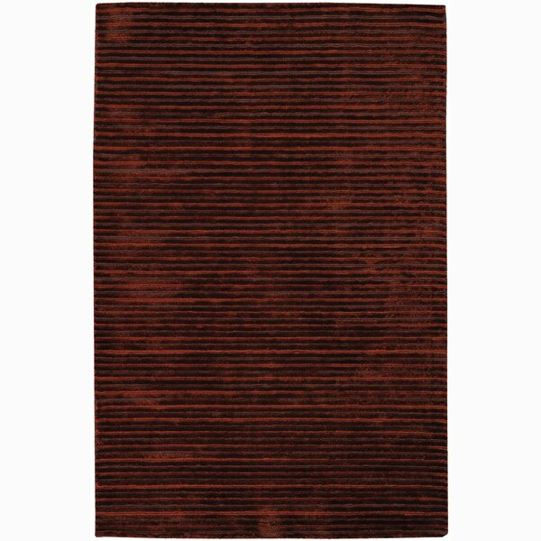 Betancourt Red Area Rug by Orren Ellis