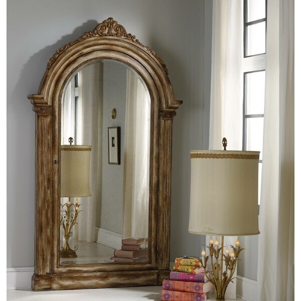 Mélange Vera Floor Mirror by Hooker Furniture