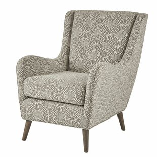Boehm Wingback Chair by Corrigan Studio