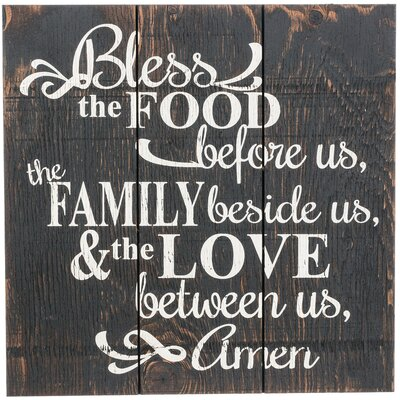 august grove thankful grateful blessed wood wall decor reviews