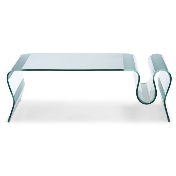 Dominguez Coffee Table by Wade Logan