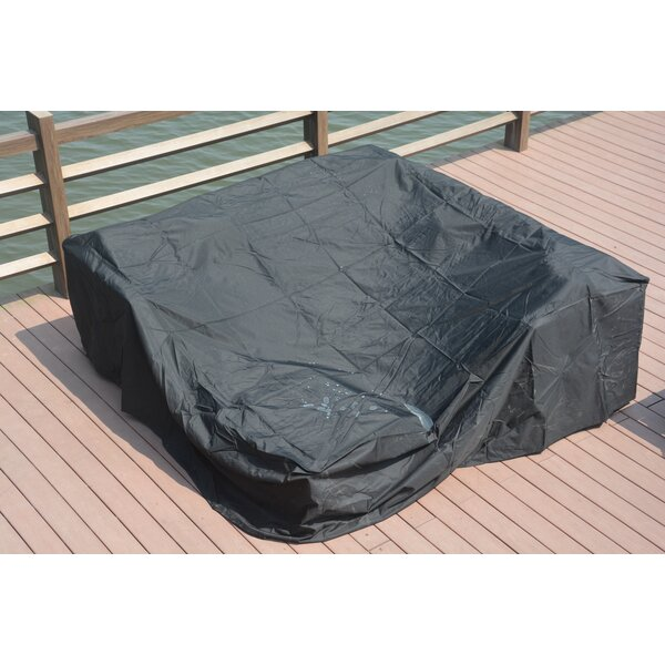 Square Waterproof Patio Sofa Cover by Freeport Par