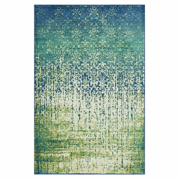 Cedro Blue/Green Area Rug