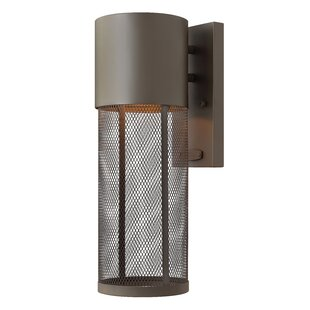 Read Reviews Proulx 1-Light Outdoor Sconce By Brayden Studio