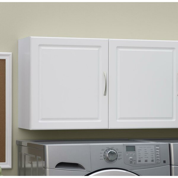 System Build 54 W x 20.3 H Wall Mounted Cabinet by Ameriwood Home