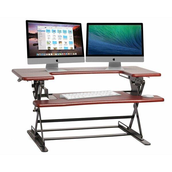 Woulk Height Adjustable Standing Desk