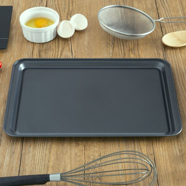 Non-Stick Cookie Sheet (Set of 2) by Home Basics