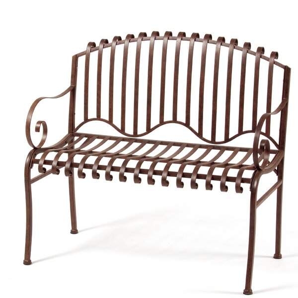 Archer Steel Garden Bench by Charlton Home Charlton Home