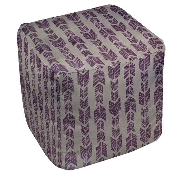 Debarr Pouf by Bungalow Rose