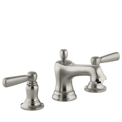 Faucet Drain Brushed Nickel 821 Product Photo