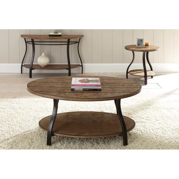 Bess 3 Piece Coffee Table Set By August Grove