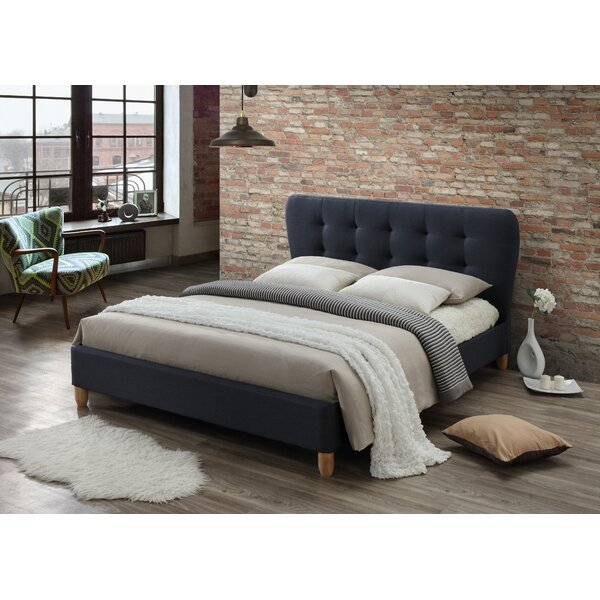 Brydon Upholstered Full Platform Bed By George Oliver