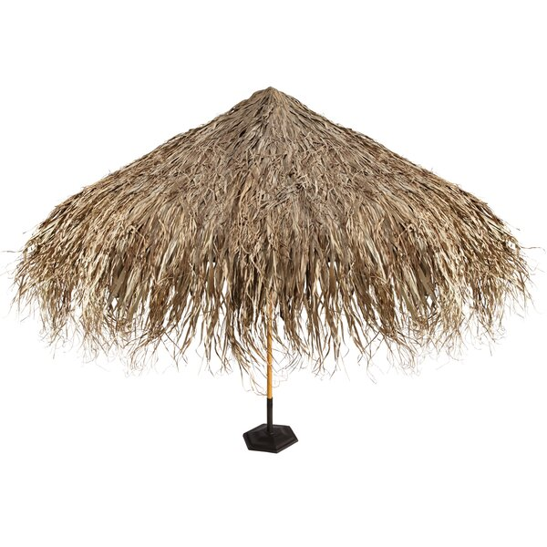 Tropical Thatch Patio Umbrella Covers by Design Toscano