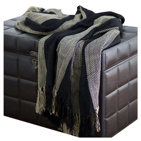 Delle  Throw Blanket by Wildon Home ®