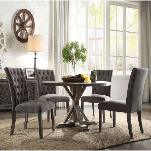Sioux 5 Piece Dining Set by Bungalow Rose