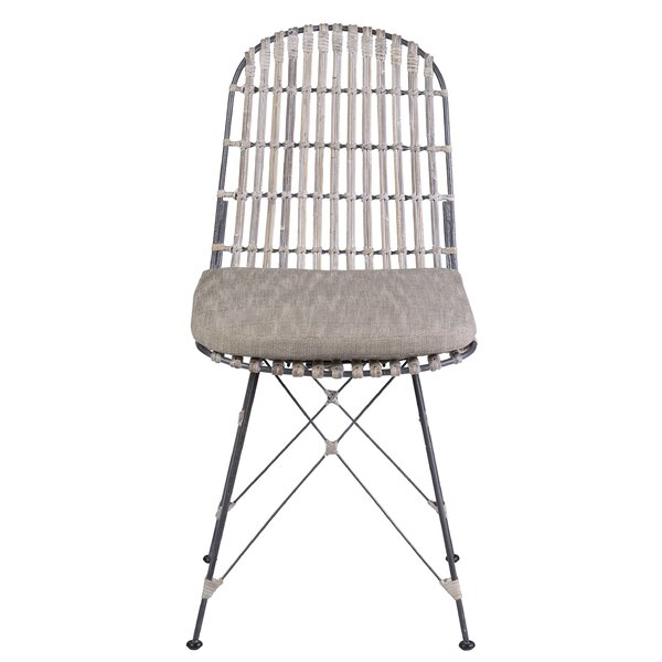 Vanesa Dining Chair (Set of 2) by Bungalow Rose