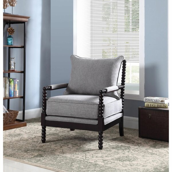 Boutwell Armchair by Bungalow Rose Bungalow Rose