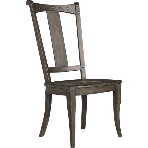 Solid Wood Dining Chair (Set of 2) by Hooker Furniture