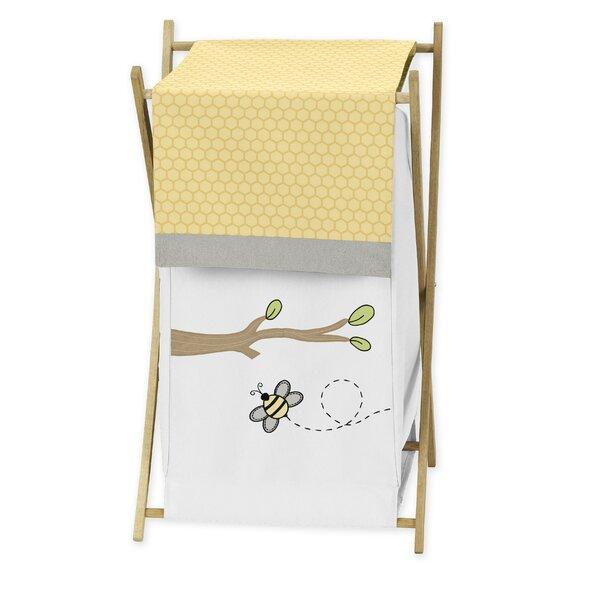 Honey Bee Laundry Hamper by Sweet Jojo Designs